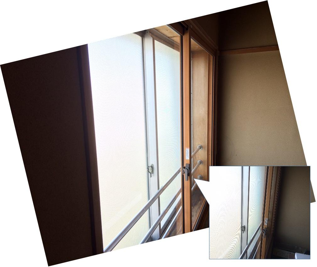 社内2F和室 施工様子(編集写真その3)